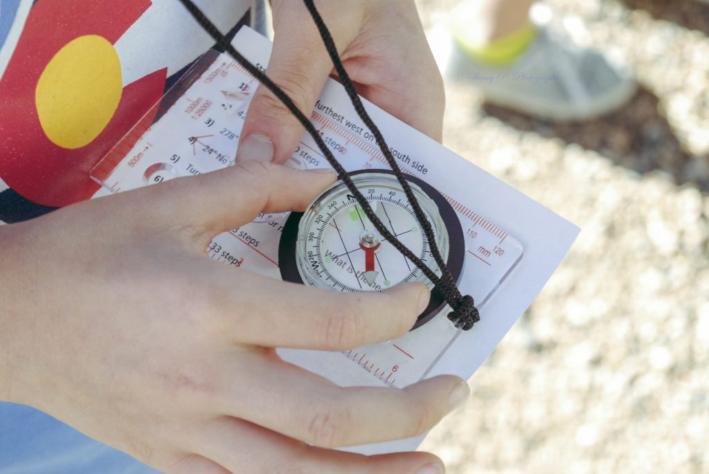 Learning Orienteering at LSP