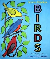 Birds by Kevin Henkes Cover